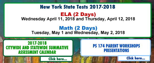 NYC State Tests